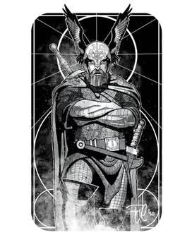 Francesco-la-cerva-viking-chief1