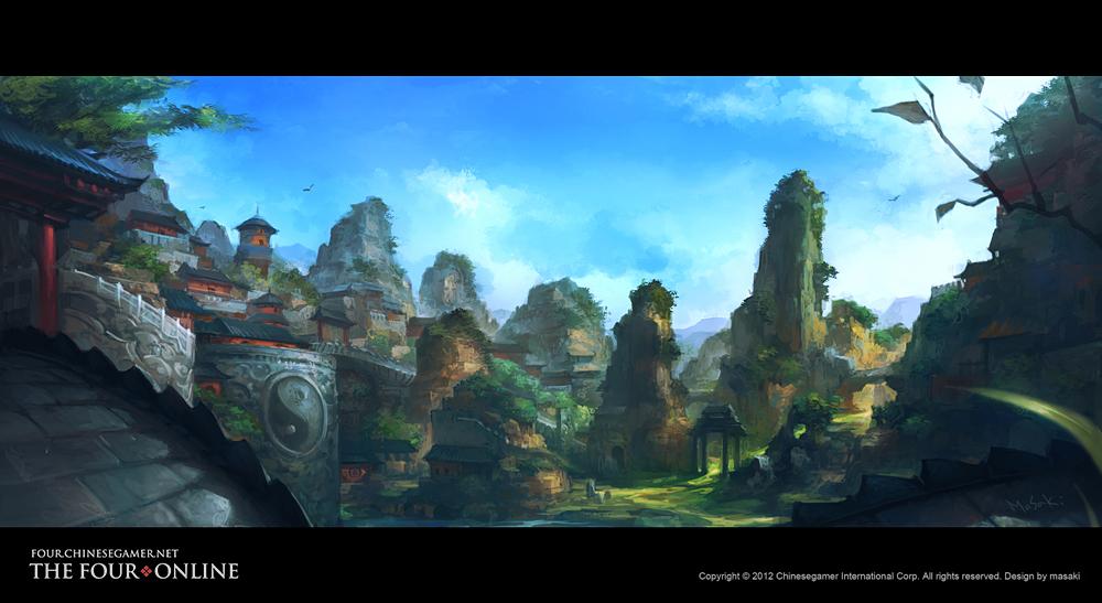 Wudang Concept by masaki768