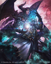 Lucifer Evolution by masaki768