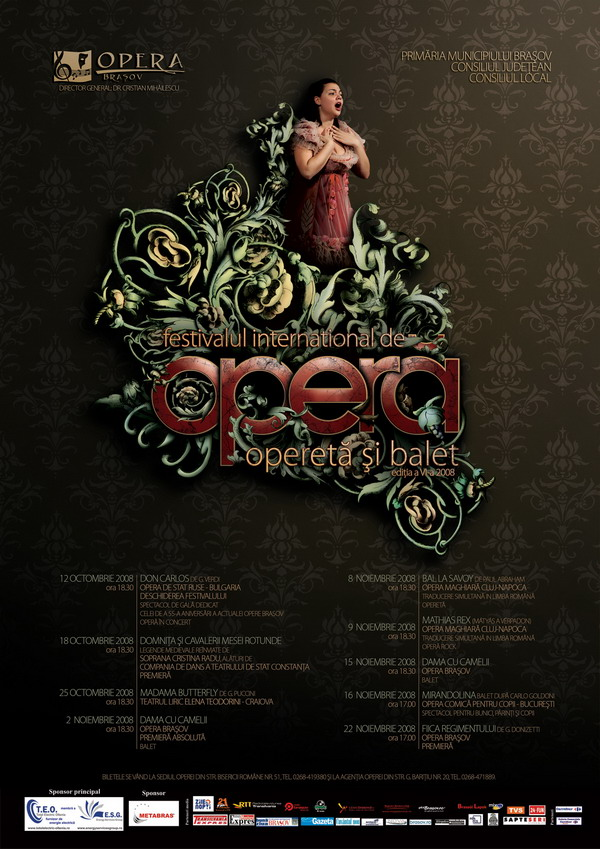 International Opera Festival by malburian