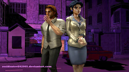 Bigby And Snow White