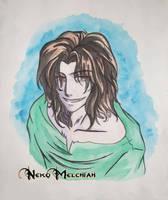 Myrnin by NekoMelchiah