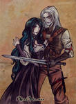 The Witcher Geralt x Yennefer