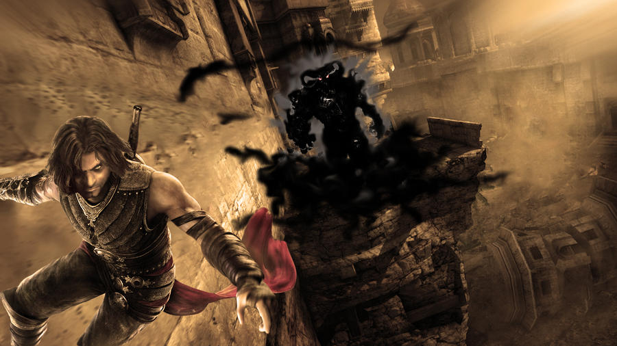 DeviantArt: More Artists Like Dahaka Chase -Prince of Persia by ...