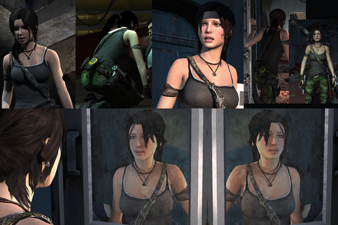 Tomb raider 2013 mods fucking films