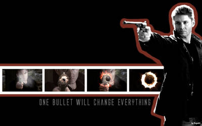 One Bullet by bogwitch