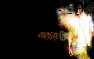 The Monster in Me by bogwitch