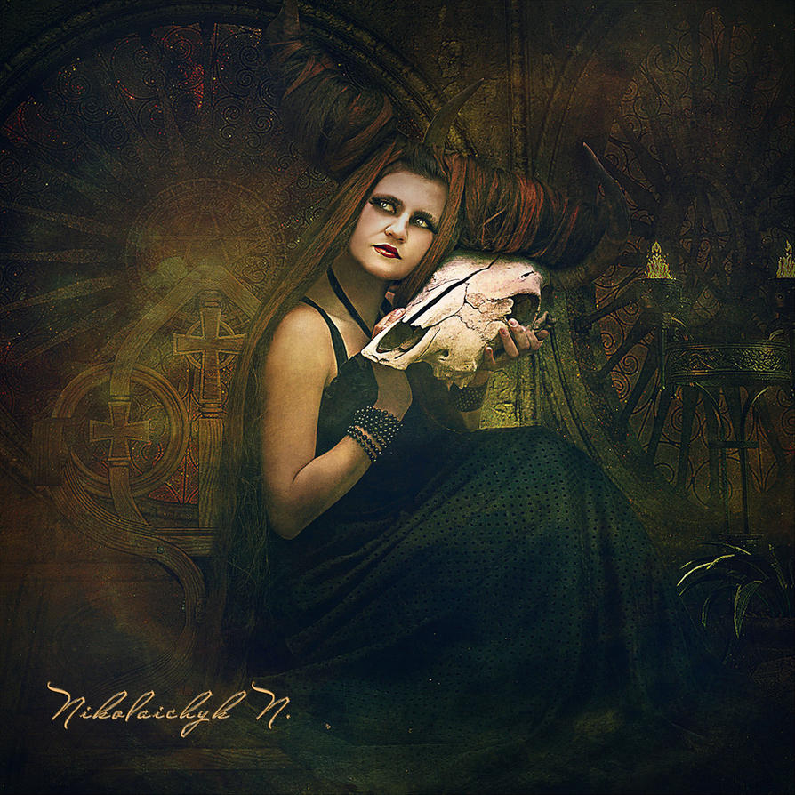 Her Ancestor by ChanelAllure
