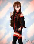 Shiroyama Rei Request from GazeRei