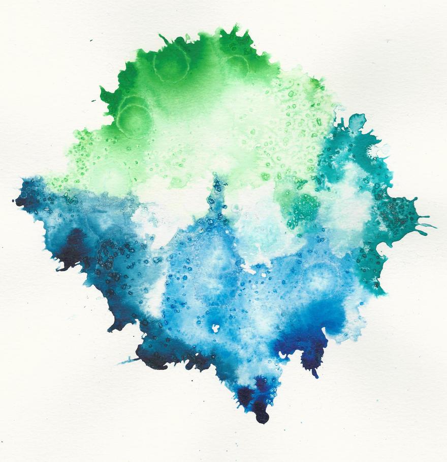 Organic Art #59 by InkGlazier