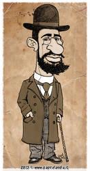 Henri de Toulouse Lautrec by marisangoea