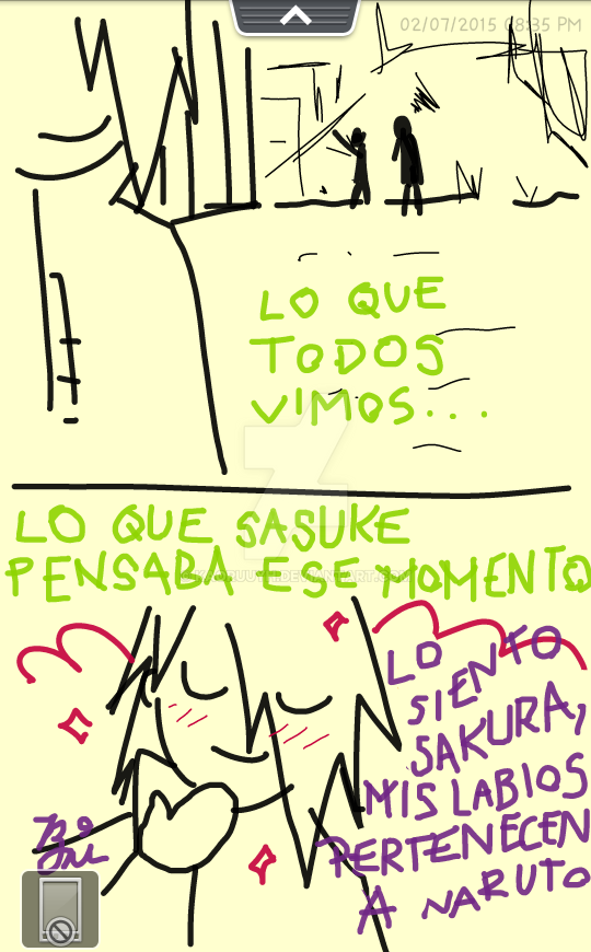 Descuida Sakura sera en otra ocasion by kaoruUYH
