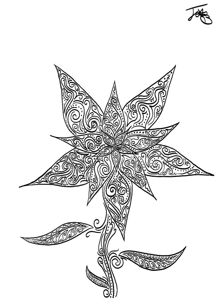 Flower by iRainbow-Unicorn