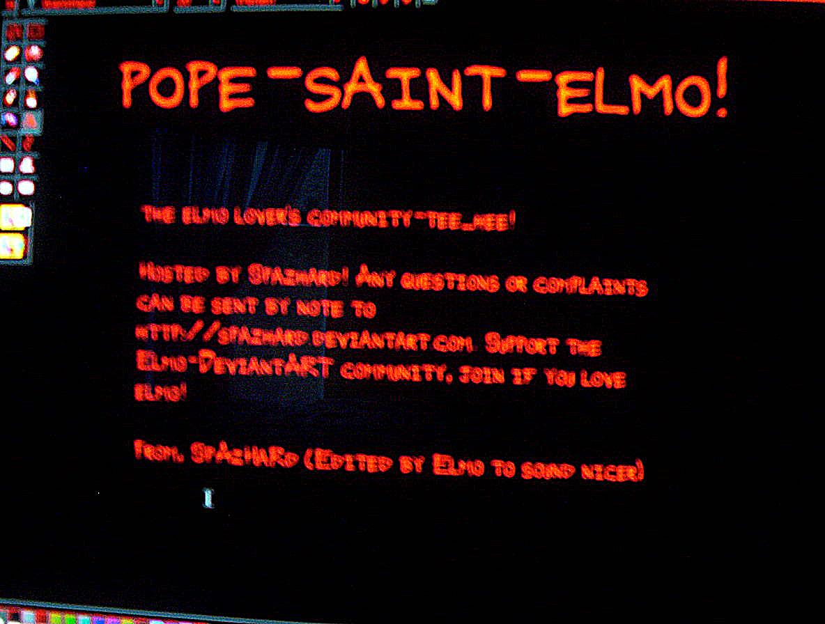 saint elmo chat Stalker ってゲームをご存知でしょうか? とても面白いfpsですよwww一度はやってみなされww.