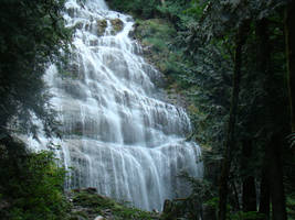 Bridal Falls 4 by Talc-AlysStock