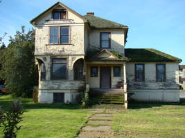 Old House 2 by Talc-AlysStock
