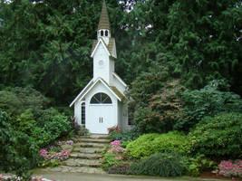 MG-White Church 2 by Talc-AlysStock