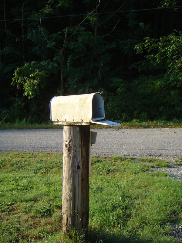 Rural mailbox 02 by talc alysstock on deviantart - Unique mailboxes for rural ...