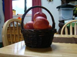 Apple Basket by Talc-AlysStock