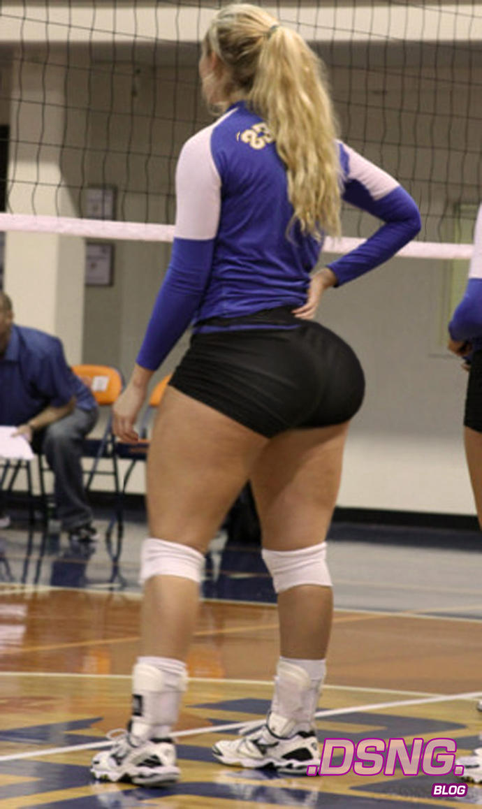Volleyball pawg