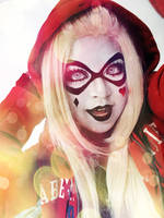 Harley Quinn ID by machui826