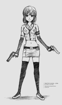 Twisted Fusion - Cora (Alternate Costume)