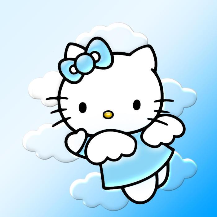 angel hello kitty - photo #13