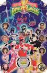 MMPR- 2nd Premiere Poster