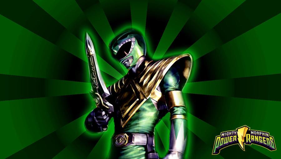 mighty morphin green ranger wallpaper - photo #5