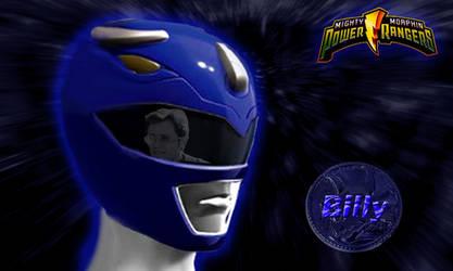 Billy, Blue Ranger by scottasl