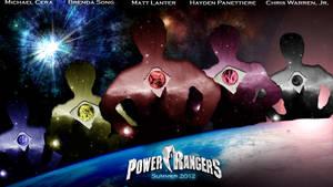 Power Rangers Reboot Wallpaper