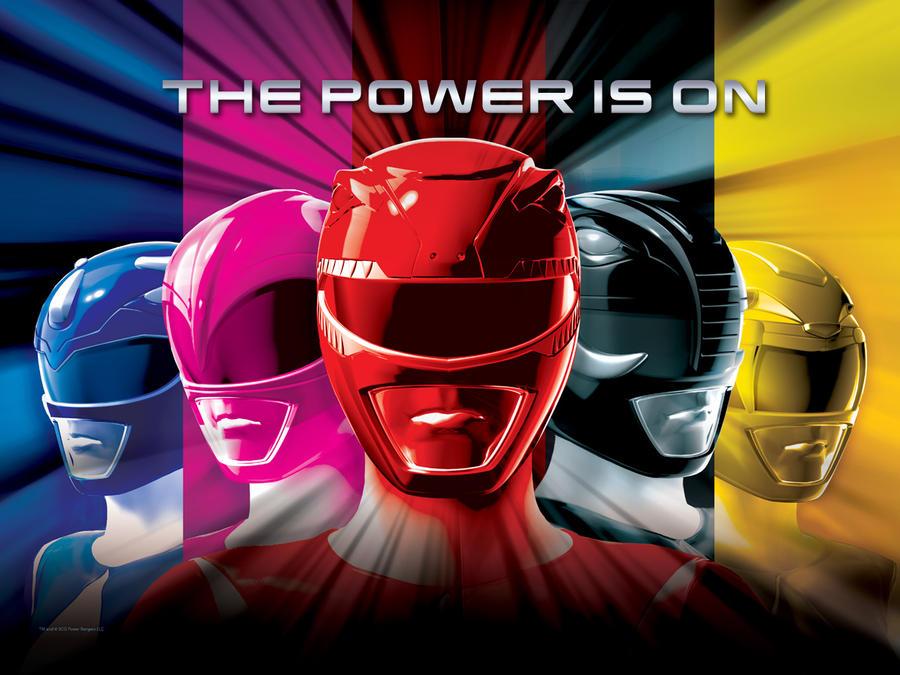 power rangers wallpaper. Saban Power Rangers Wallpaper