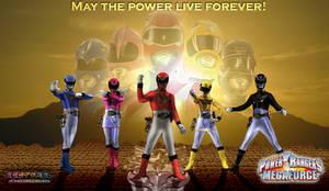 Power Rangers Megaforce 2nd Wallpaper