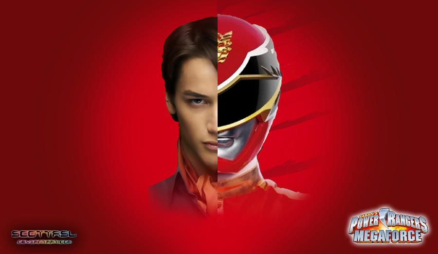 pr mf red ranger - photo #1