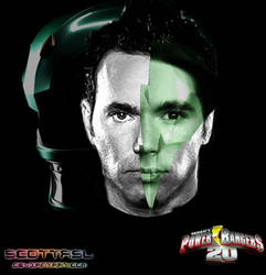Tommy Oliver 20th anniversary by scottasl