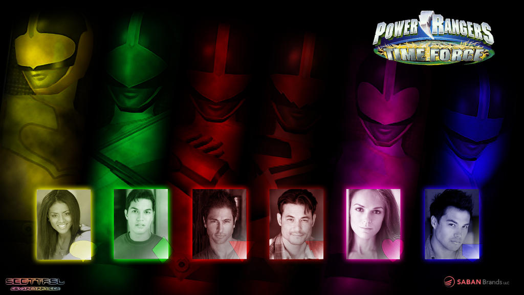 PRTF Cast Wallpaper By Scottasl