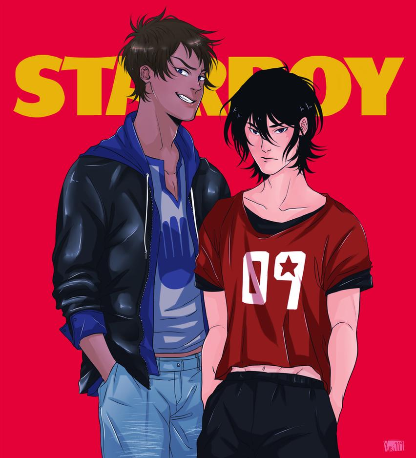 Starboy by Yuki119
