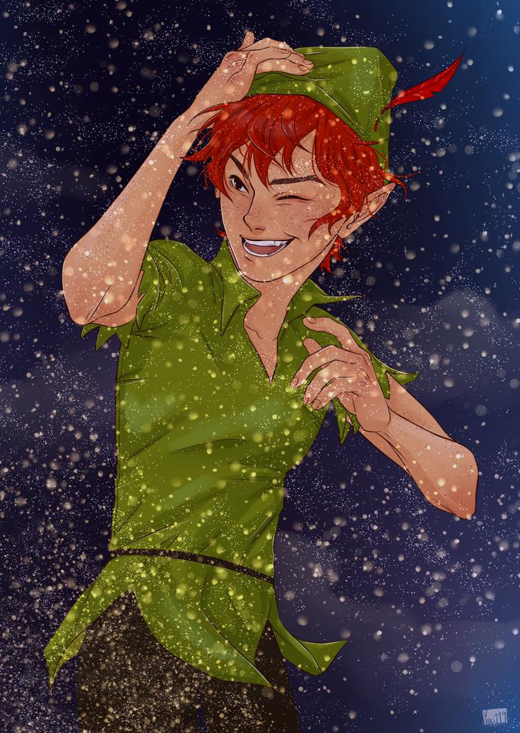 Disney's Peter Pan by Yuki119