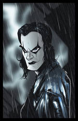 The Crow by jUANy