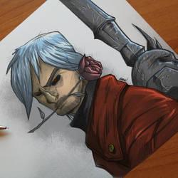 Dante Sparda by jUANy