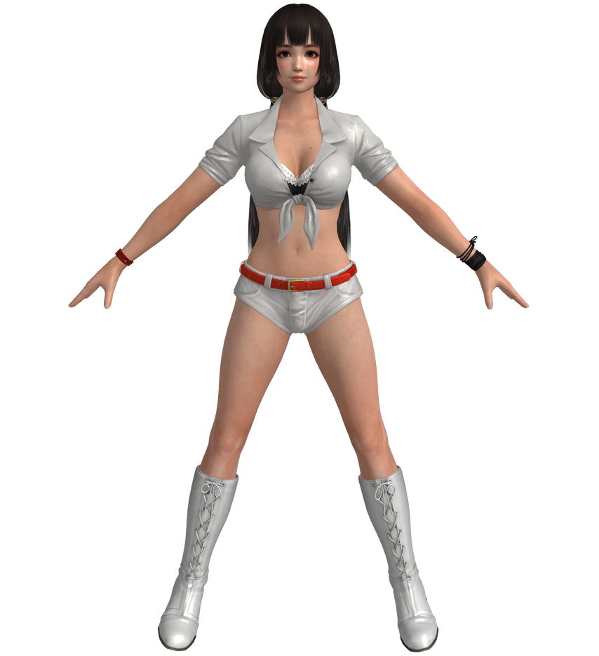 DOA5LR - Hotpants Ver. 1 - Naotora Ii for XPS! by DoraiBoonzu
