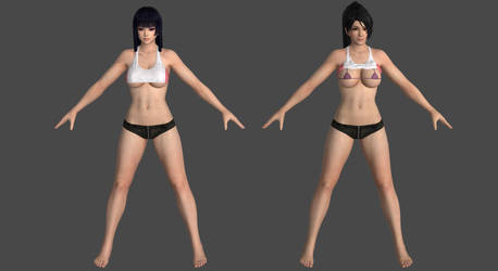 DoAX3 - Paprika - Pack #2 for XPS! by DoraiBoonzu
