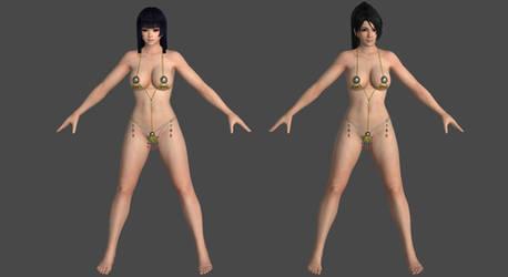 DoAX3 - Venus - Pack #2 for XPS! by DoraiBoonzu