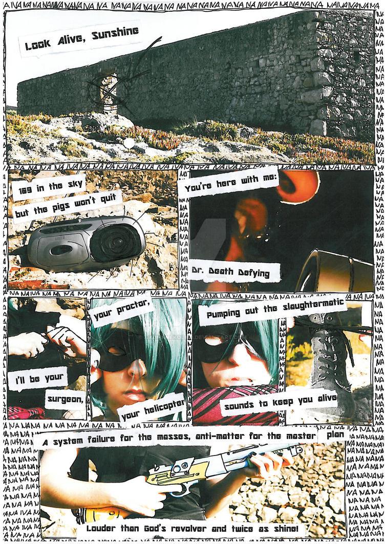 Look Alive, Sunshine - page1 by AkumaNekoLMD