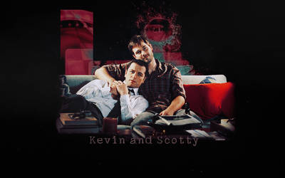 Kevin and Scotty by xloz91x
