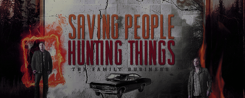 Saving people, hunting things by xloz91x