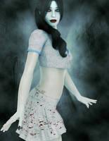 VTM: Female Malkavian by miz-inthesky