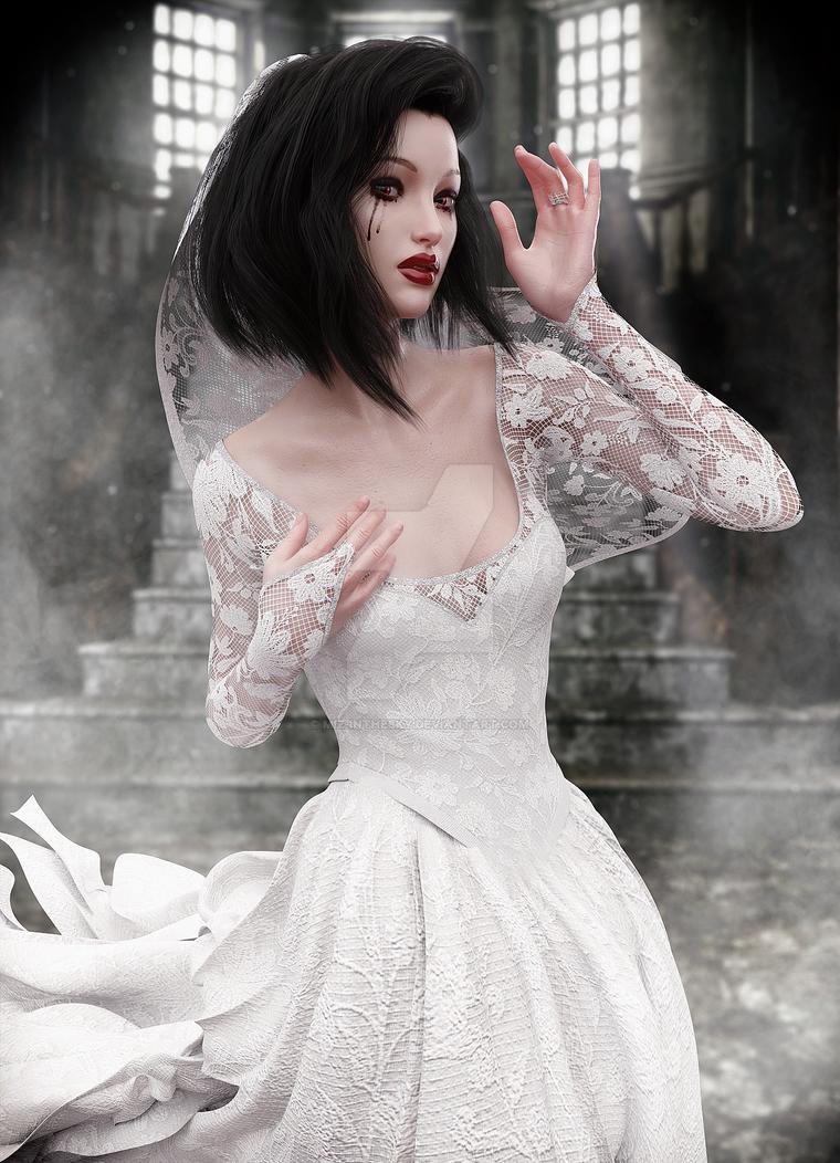 Dark Bride by miz-inthesky