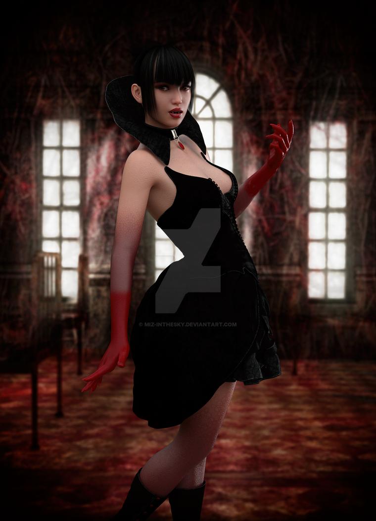 Blood Queen by miz-inthesky