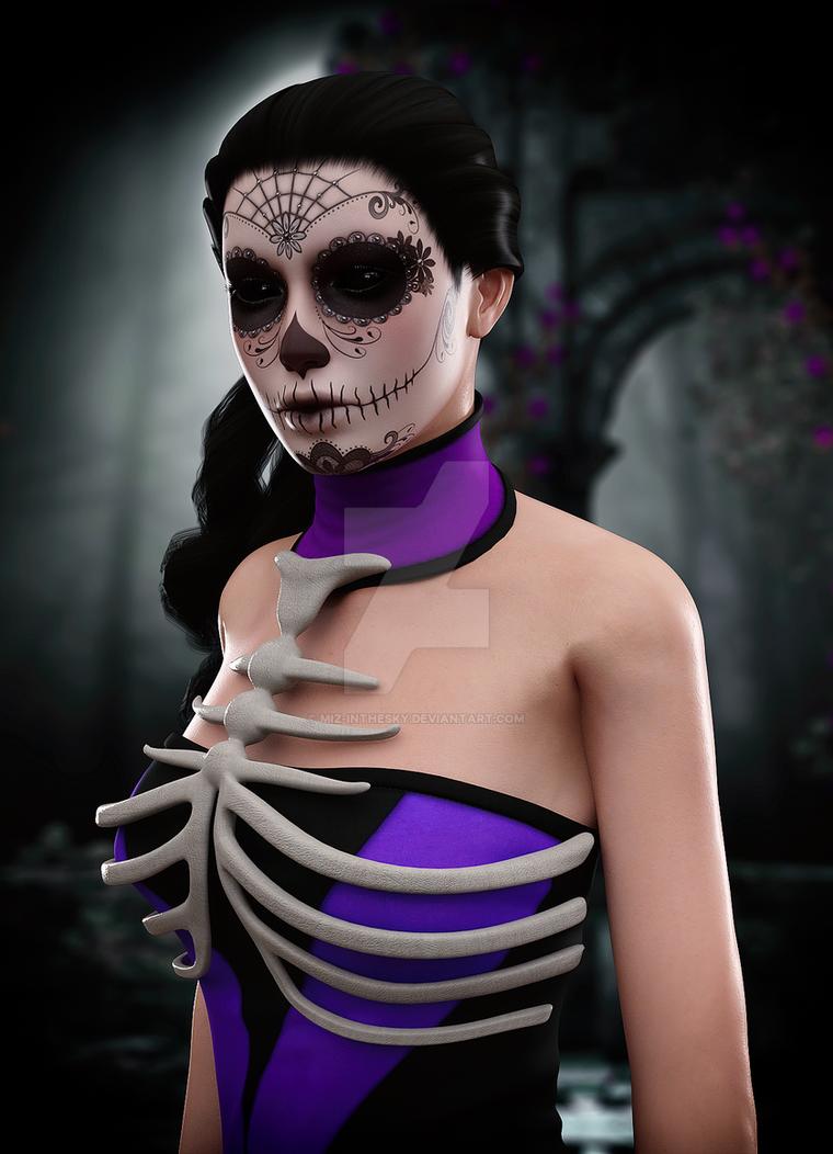 Bad To The Bone by miz-inthesky